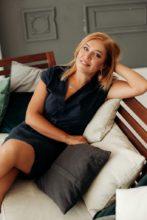Agence matrimoniale rencontre de OKSANA  femme russe de 51 ans