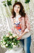 Agence matrimoniale rencontre de SVETLANA  femme russe de 42 ans