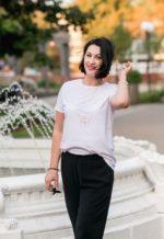 Agence matrimoniale rencontre de ELENA  femme russe de 41 ans