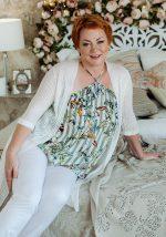 Agence matrimoniale rencontre de MARINA  femme russe de 51 ans