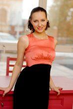 Agence matrimoniale rencontre de VICTORIA  femme russe de 33 ans
