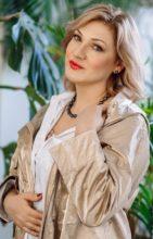 Agence matrimoniale rencontre de NATALIA  femme russe de 51 ans