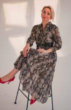 Agence matrimoniale rencontre de OLGA  femme russe de 43 ans