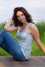 Agence matrimoniale rencontre de MARINA  femme russe de 42 ans