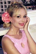 Agence matrimoniale rencontre de SVETLANA  femme russe de 41 ans