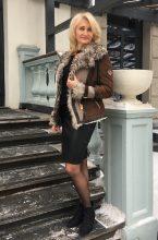 Agence matrimoniale rencontre de IULIIA  femme russe de 46 ans