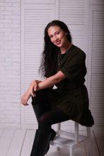 Agence matrimoniale rencontre de LIA  femme russe de 26 ans