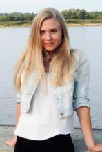 Rencontre avec une belle femme russe, ANASTASSIA 26 ans