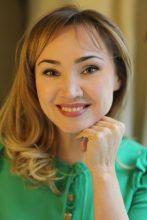 Agence matrimoniale rencontre de INNA  femme russe de 46 ans