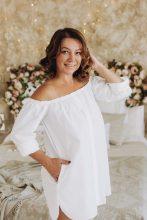 Agence matrimoniale rencontre de OKSANA  femme russe de 52 ans