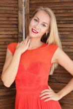Agence matrimoniale rencontre de Daria  femme russe de 32 ans