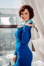 Agence matrimoniale rencontre de LARISA  femme russe de 34 ans