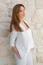 Agence matrimoniale rencontre de EVGENIYA  femme russe de 45 ans