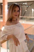 Rencontre avec une belle femme russe, IULIIA 32 ans