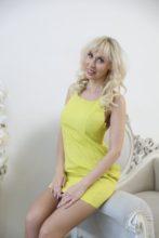 Agence matrimoniale rencontre de LARISSA  femme russe de 34 ans