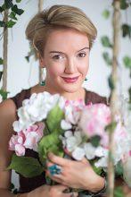 Agence matrimoniale rencontre de MARIA  femme russe de 45 ans