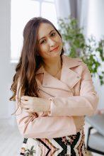 Agence matrimoniale rencontre de EKATERINA  femme russe de 34 ans