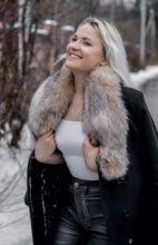 Agence matrimoniale rencontre de KSENIIA  femme russe de 26 ans