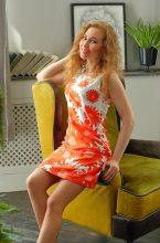 Agence matrimoniale rencontre de VERONICA  femme russe de 33 ans