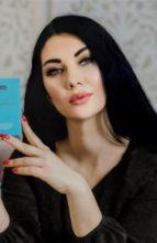 Agence matrimoniale rencontre de EVGUENIA  femme russe de 35 ans
