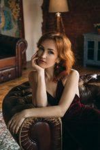 Agence matrimoniale rencontre de OKSANA  femme russe de 39 ans