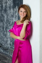 Agence matrimoniale rencontre de ALEKSANDRA  femme russe de 36 ans