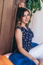 Agence matrimoniale rencontre de ALEKSANDRA  femme russe de 25 ans