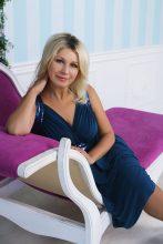 Agence matrimoniale rencontre de LIUDMILA  femme russe de 59 ans