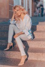 Agence matrimoniale rencontre de YANA  femme russe de 41 ans