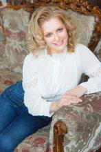Agence matrimoniale rencontre de IRINA  femme russe de 48 ans
