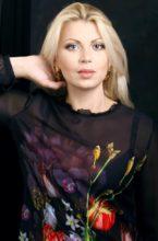Agence matrimoniale rencontre de OKSANA  femme russe de 42 ans