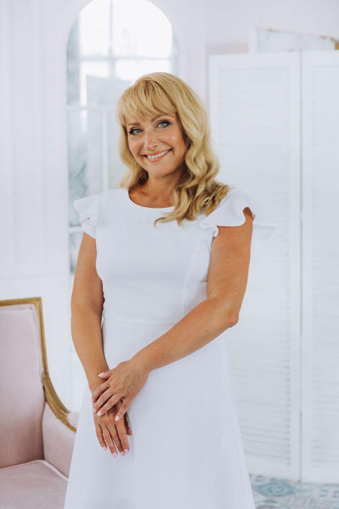 Agence matrimoniale seniors, rencontre de Evgeniya femme célibataire senior de 55 ans, Monaco.