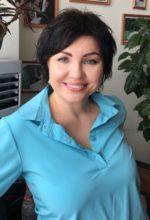 Agence matrimoniale rencontre de OKSANA  femme russe de 44 ans