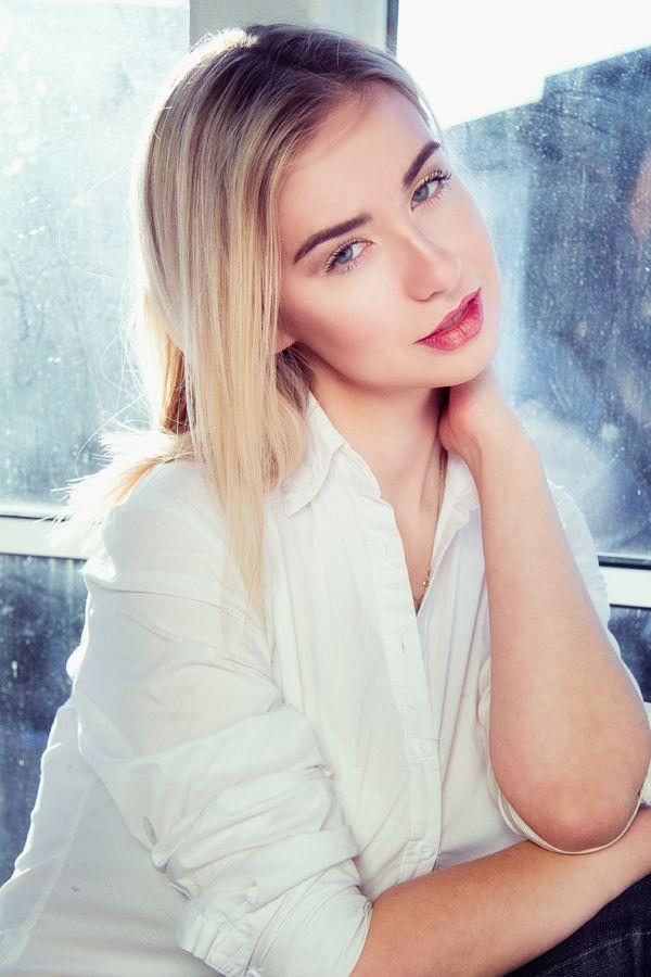 Rencontre avec une belle femme russe, Anastassia 28 ans