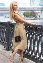 Agence matrimoniale rencontre de ELENA  femme russe de 46 ans
