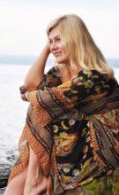 Agence matrimoniale rencontre de IRINA  femme russe de 47 ans