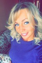 Agence matrimoniale rencontre de ANNA  femme russe de 32 ans