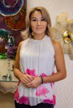 Agence matrimoniale rencontre de OULIANA  femme russe de 45 ans