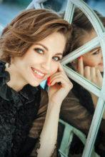Agence matrimoniale rencontre de POLINA  femme russe de 35 ans