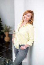 Agence matrimoniale rencontre de INNA  femme russe de 47 ans