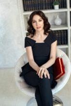 Agence matrimoniale rencontre de IULIIA  femme russe de 38 ans