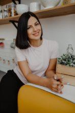 Agence matrimoniale rencontre de EKATERINA  femme russe de 33 ans