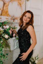 Agence matrimoniale rencontre de EUGENIA  femme russe de 33 ans