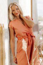 Agence matrimoniale rencontre de ELENA  femme russe de 36 ans