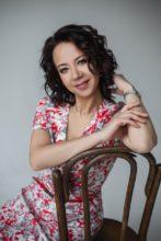 Agence matrimoniale rencontre de IRINA  femme russe de 52 ans