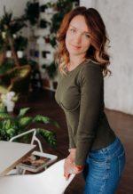 Agence matrimoniale rencontre de OLGA  femme russe de 32 ans