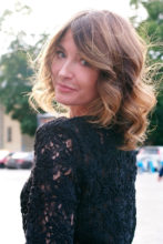 Agence matrimoniale rencontre de VERONICA  femme russe de 46 ans