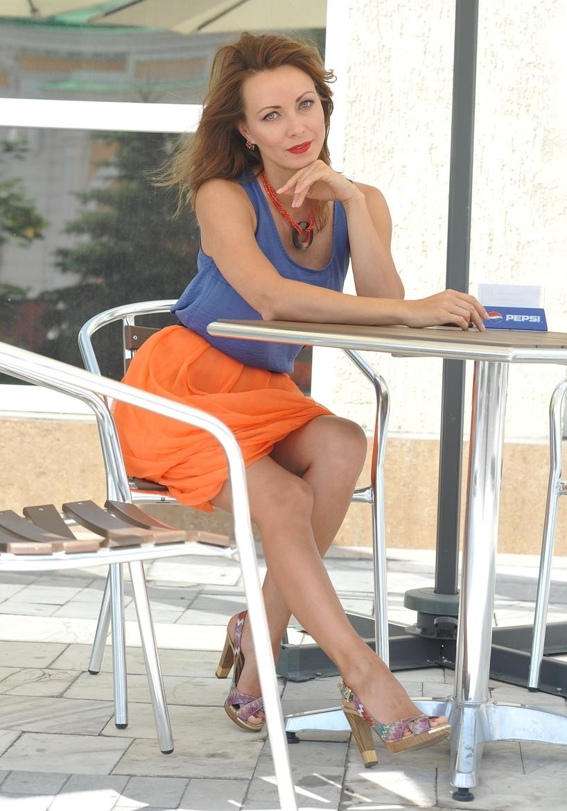 Agence matrimoniale rencontre de Tatiana  femme célibataire de 40 ans, Bruxelles.