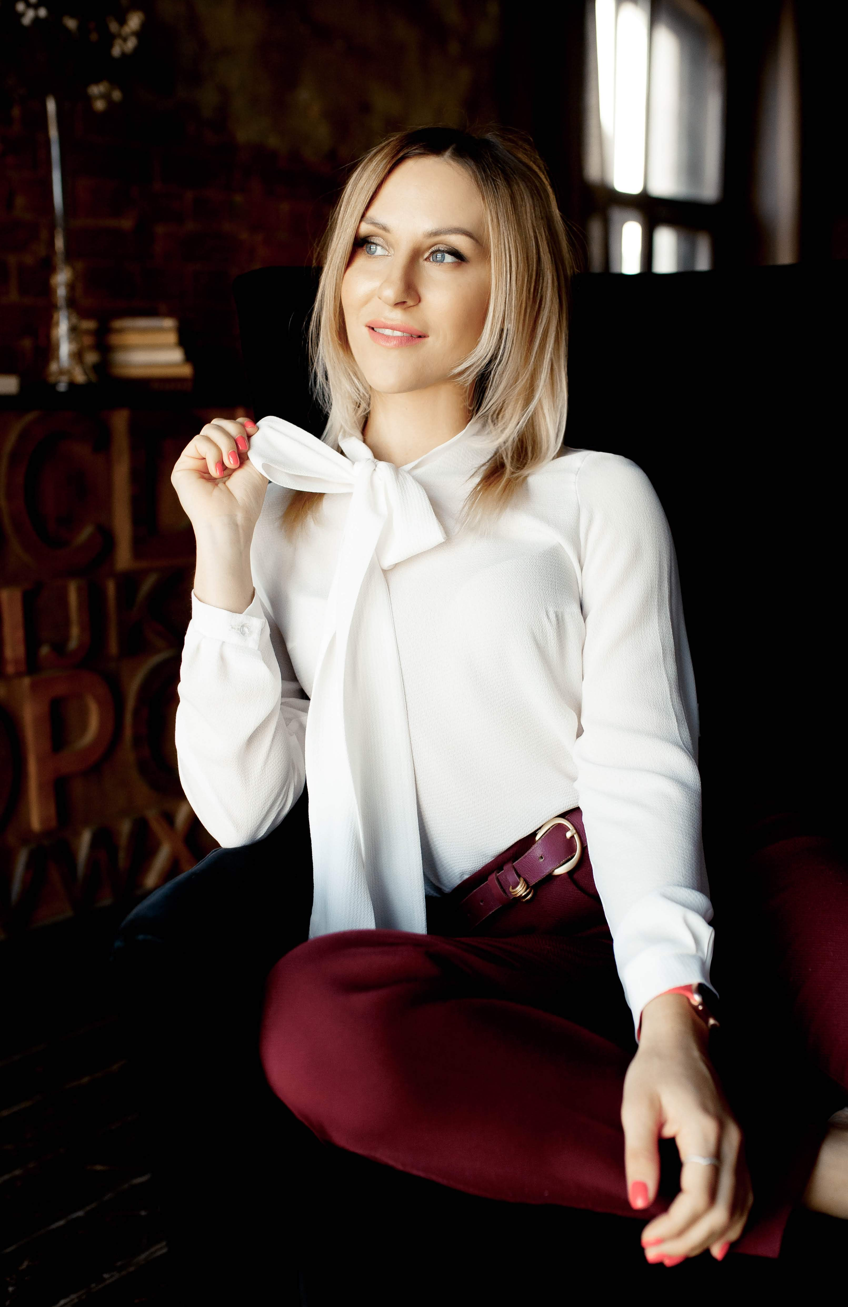 Agence matrimoniale rencontre de Maria  femme célibataire de 33 ans, Auxerre.