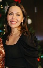 Agence matrimoniale rencontre de ANASTASSIA  femme russe de 37 ans